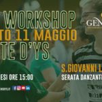 Stage Ceili Irlandesi + Notte d'Ys – Serata danzante Irlandese