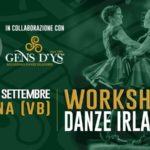 Omegna (VB) – Workshop di danze Irlandesi