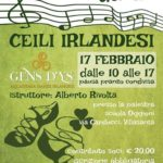 Stage Ceili Irlandesi @proloco Villasanta