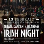 Irish Night – Serata Danzante Irlandese