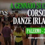 Palermo – Corso danze irlandesi