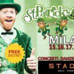 Milano St.Patrick Street Food Fest 2019 (Festa D'Irlanda)