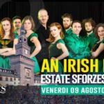 An Irish Night – Castello Sforzesco di Milano