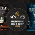 Celtic Books presentations – Milano