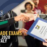 Grade Exams 2020