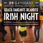 Milano – Irish Night allo Spirit