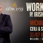 Workshop of Irish Dancing